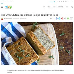 Easy Gluten-Free Bread Recipe