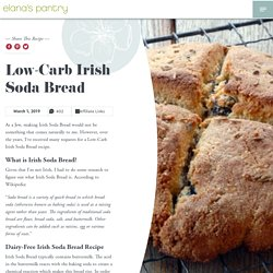 Easy Gluten-Free Irish Soda Bread Recipe
