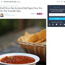Easy Roasted Salsa Recipe