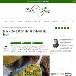 Easy Veggie Stew Recipe