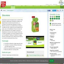 Dicotex Easydose - Diserbante selettivo per il prato - Diserbante