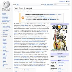 Soul Eater (manga)