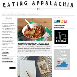Eating Appalachia