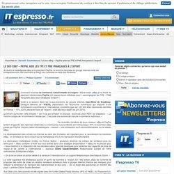 Le duo eBay - PayPal aide les TPE et PME françaises à l'export
