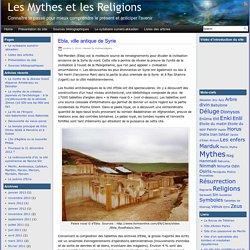 Les Mythes et les Religions