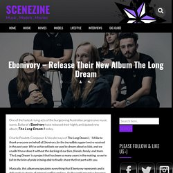 Ebonivory – Release Their New Album The Long Dream