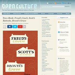 Free eBook: Freud's Couch, Scott's Buttocks, Brontë's Grave