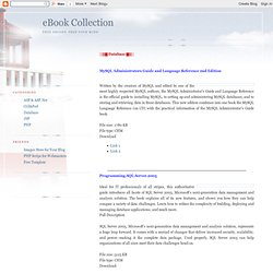 eBook Collection