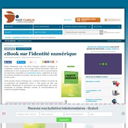 eBook sur l'identité numérique