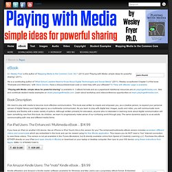 eBook - Playing with Media