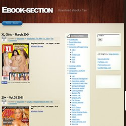 Ebook-section
