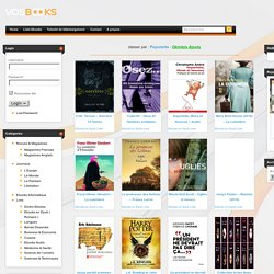 Ebooks en Epub Ebook Gratuit