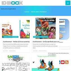 ebooks, livres et applis enfants Archives