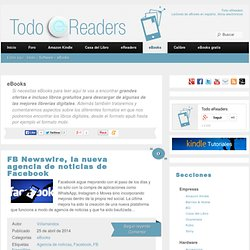 eBooks - Todo eReaders