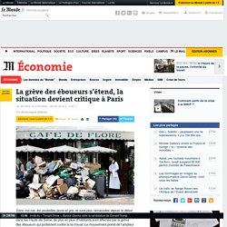 La grève des éboueurs s'étend, la situation devient critique à Paris