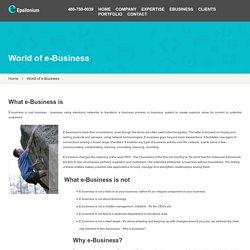 Ebusiness Web Deb Design