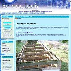 éc'eau-logis - Compost - Le compost de TLB : 1