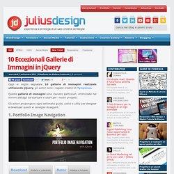 10 Eccezionali Gallerie di Immagini in jQuery