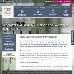 L'Echange de Données Informatisées (EDI)