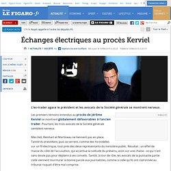 France : Échanges électriques au procès Kerviel
