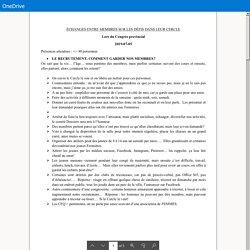 Échanges entre membres - Défis dans leur cercle.pdf