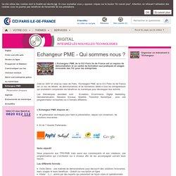 L'Echangeur PME Paris Ile-de-France, espace dédié au numérique et au digital