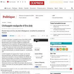 L'échappée malgache d'Eva Joly