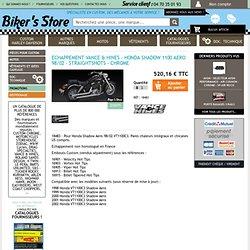 BIKER'S STORE - Pièces et Accessoires en ligne pour votre Harley Davidson et Customs au meilleur prix!!!