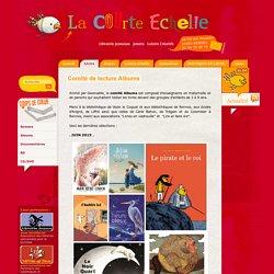 La Courte Echelle - Librairie jeunesse - Comité de lecture Albums