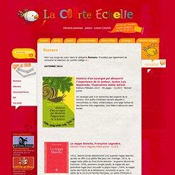 La Courte Echelle - Librairie jeunesse - Romans