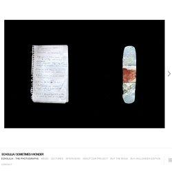 ECHOLILIA : THE PHOTOGRAPHS — ECHOLILIA / Sometimes I wonder