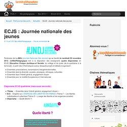 Des diaporamas en ECJS pour la JNDJ ! - LeWebPédagogique