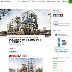 Eckwerk by Kleihues + Kleihues
