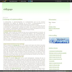 L'éclairage et la photosynthèse - cidlygogo