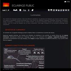 Eclairage Public - Site d'information