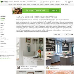 Eclectic Home Design Ideas, Pictures, Remodel, and Decor