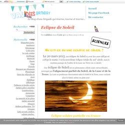 Eclipse de Soleil -