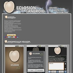 Eclosion For Android