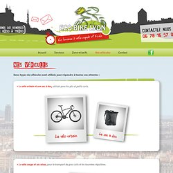 Lyon, votre coursier à vélo