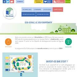 Eco-Ecole, le jeu coopératif