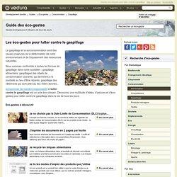 Éco-gestes pour lutter contre le gaspillage