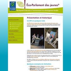 Eco-Parlement des jeunes 2011