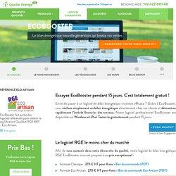 EcoBooster, le bilan énergétique nouvelle génération qui booste vos ventes