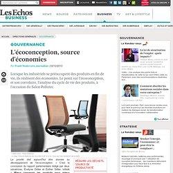 Ecoconception et analyse du cycle de vie : deux sources d'économies