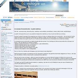 La paille construction - EcoConstruction