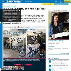 Les cycles Lapierre, des vélos qui font le tour du monde