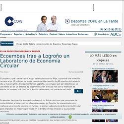 Ecoembes trae a Logroño un Laboratorio de Economía Circular