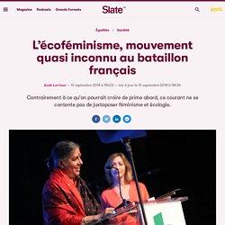 L'écoféminisme, mouvement quasi inconnu au bataillon français