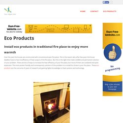 ecograte - Eco Products