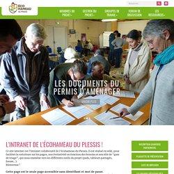 ecohameau du Plessis : PagePrincipale